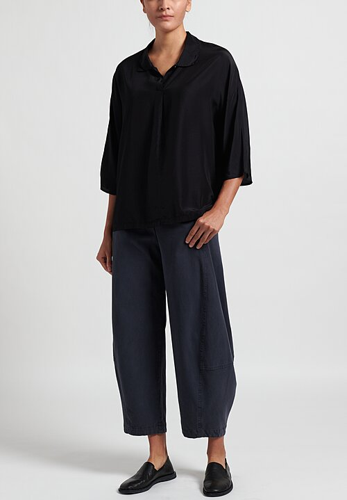 Oska Lennae Blouse in Black