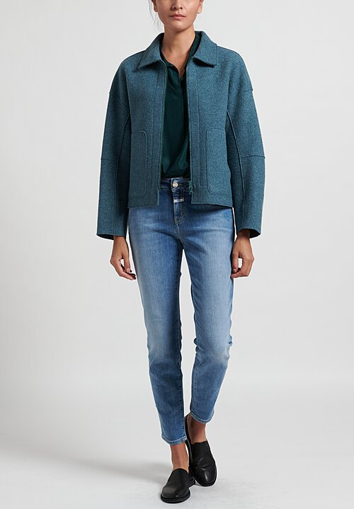 Oska Tesia Jacket in Blue