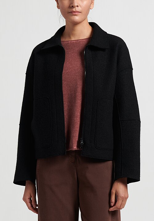 Oska Tesia Jacket in Black
