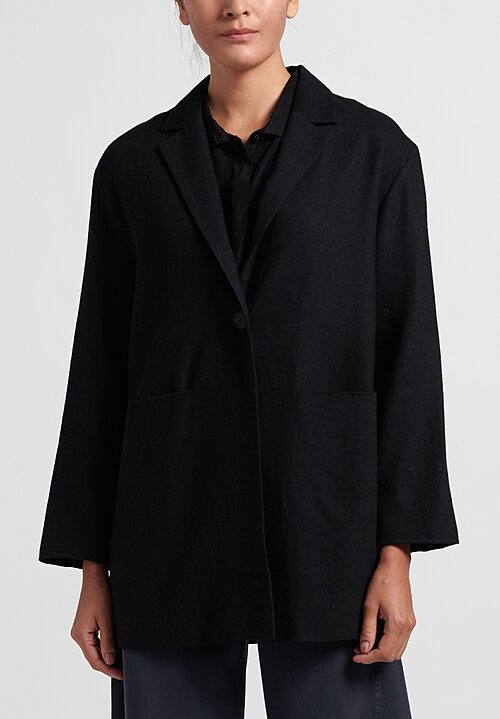 Oska Wego Jacket in Black