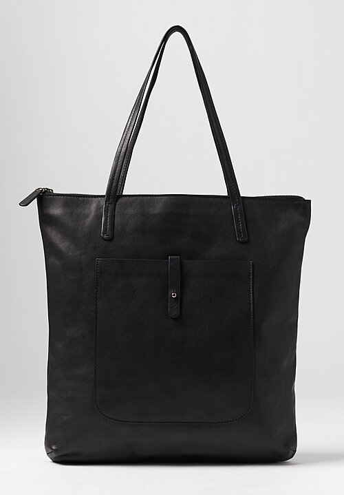 Massimo Palomba Marlena London Tote Bag in Black