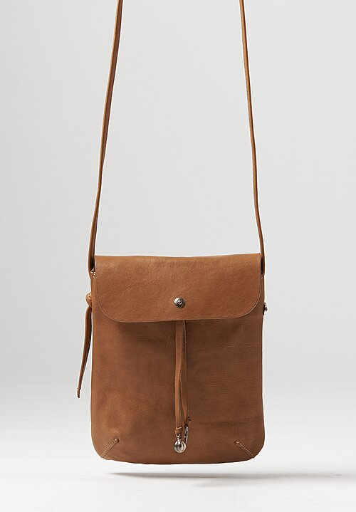 Massimo Palomba Myra London Crossbody Bag in Tabac