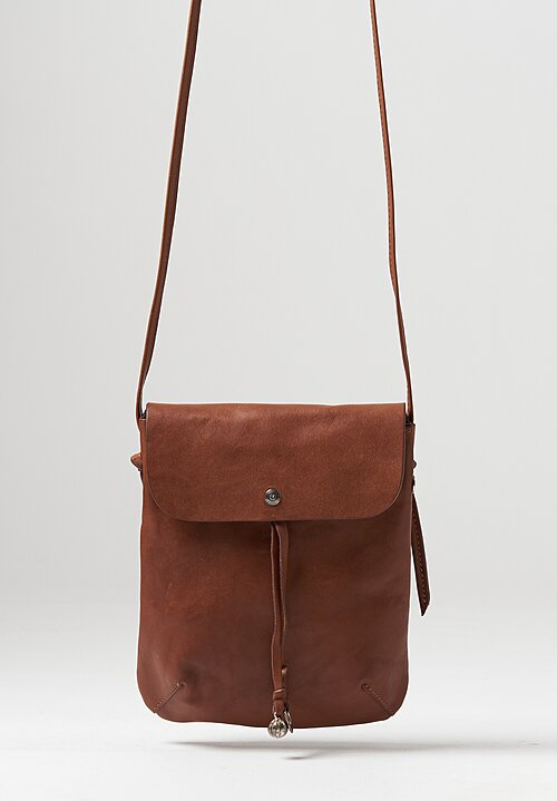 Massimo Palomba Myra London Crossbody Bag Brandy