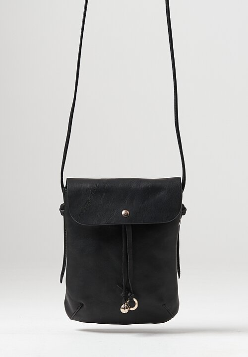 Massimo Palomba Myra London Crossbody Bag in Black