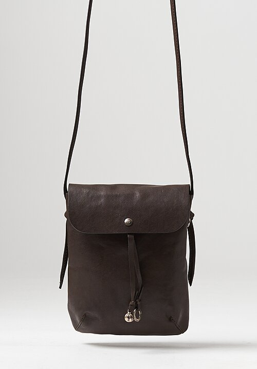 Massimo Palomba Myra London Crossbody Bag Ebano