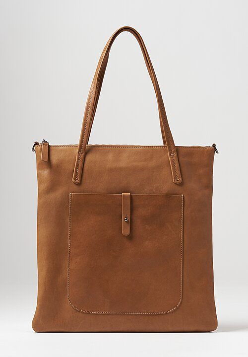 Massimo Palomba Marlena London Small Bag in Tabac