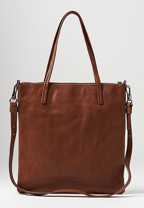 Massimo Palomba Marlena London Small Bag Brandy