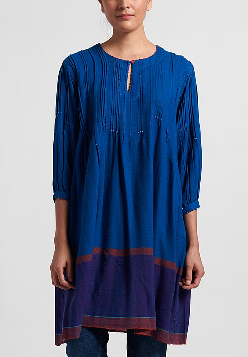 Péro Pintuck Tunic Dress