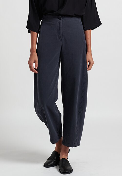 Oska Wucka Pant in Navy