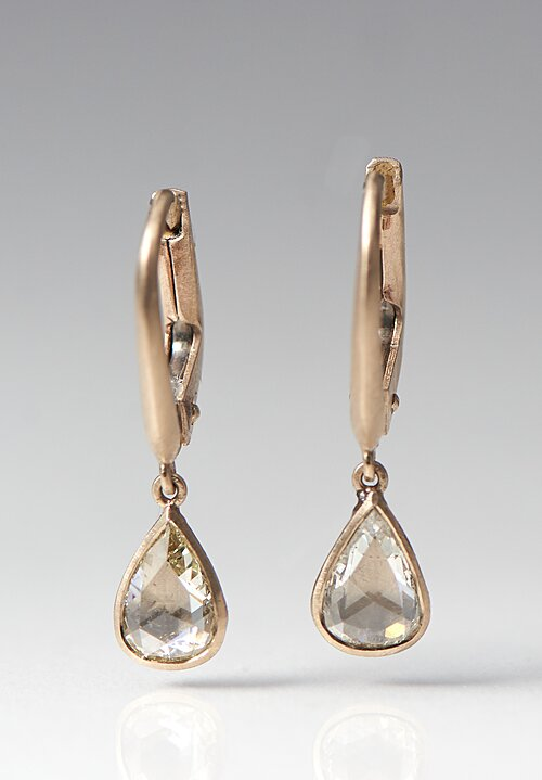 Anaconda Diamond Gwyneth Momo Earrings