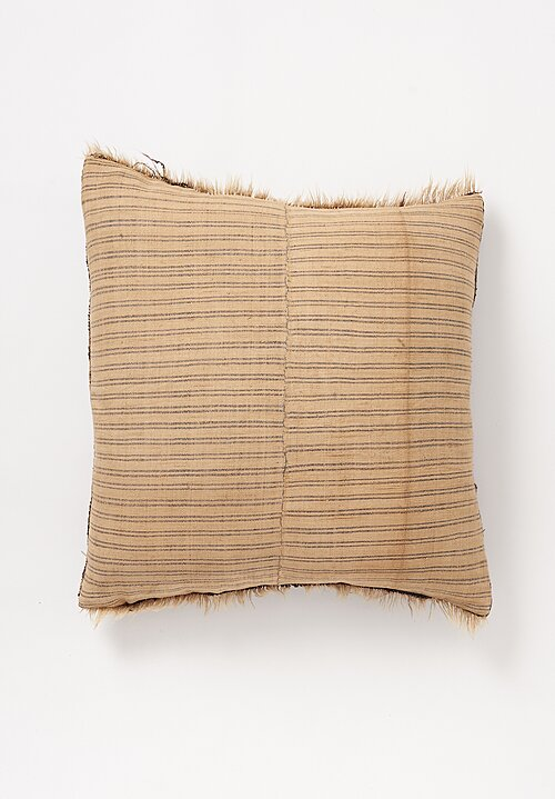 Shobhan Porter Large Vintage Square Starred Pillow I 29 x 28 in