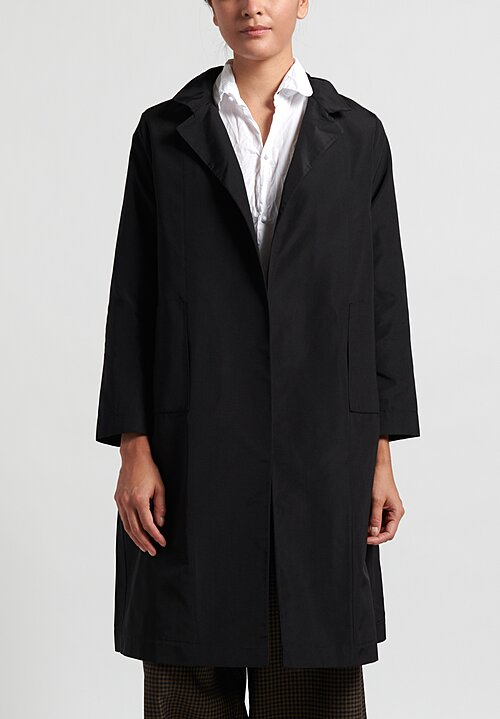 Daniela Gregis Silk Point Coat ll