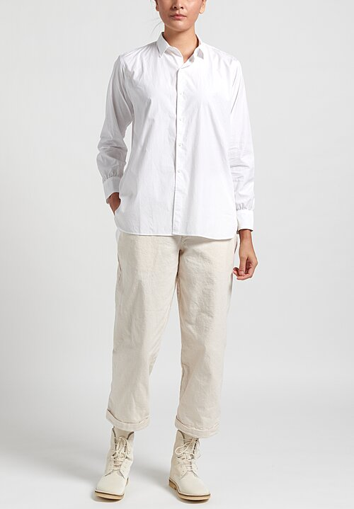 Kaval Cotton Simple Shirt