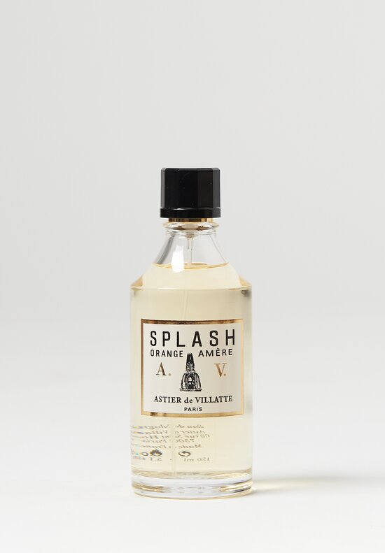 Astier De Villatte 150ml Cologne Splash Orange Amere