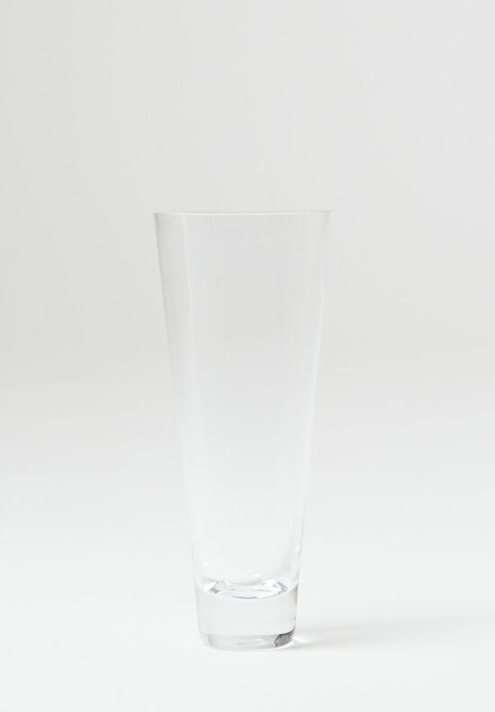 Deborah Ehrlich Simple Crystal Cocktail Glass Clear