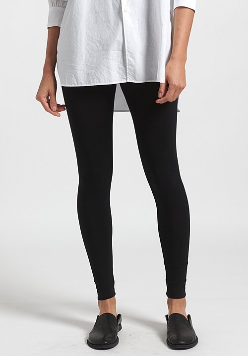 Rundholz Black Label Fitted Leggings in Black