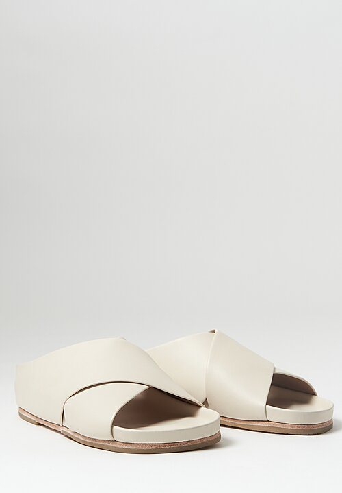 Lauren Manoogian Cross Slide Sandal