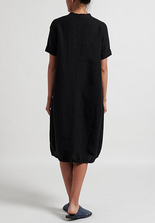 Oska Krista Dress in Black