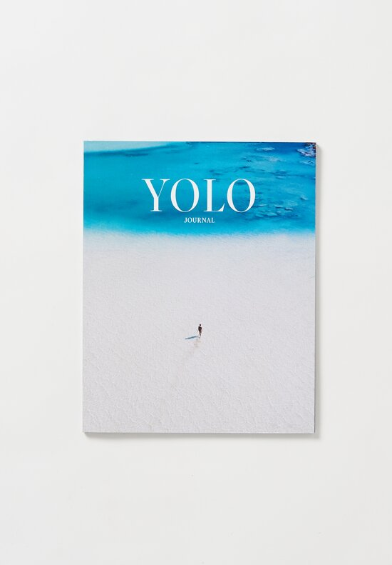 Yolo Journal, Issue 4