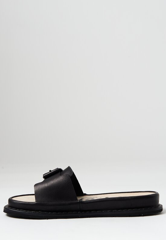 Trippen Rescue Sandal in Black