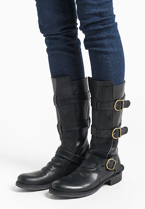 Fiorentini and Baker Eternity Boot in Black