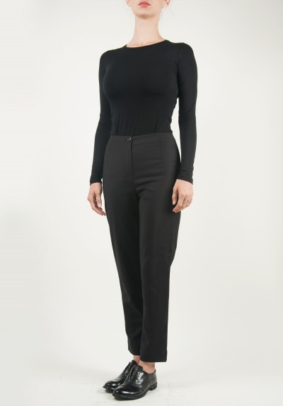 Peter O. Mahler Cropped Pants in BlackPeter O. Mahler Cropped Pants in Black