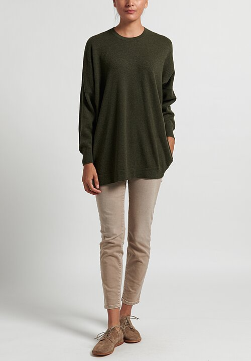 Hania New York Marley Sweater in Loden