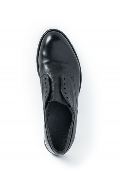 Officine Creative Laceless Oxford in Ombra