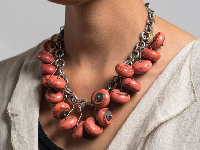 New Holly Masterson Jewelry Bead Necklace | Santa Fe Dry Goods & Workshop
