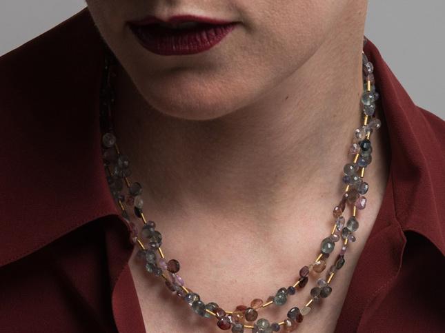 New Greig Porter Jewelry Burmese Spinel Necklace   Santa Fe Dry Goods & Workshop