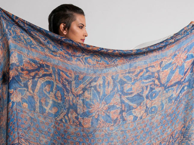 New Alonpi Cashmere scarves available | Santa Fe Dry Goods & Workshop