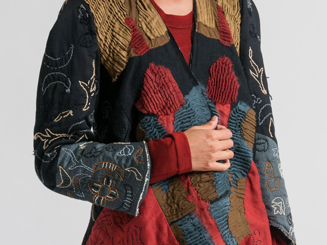 New Urban Zen Embroidery Jacket | Santa Fe Dry Goods & Workshop