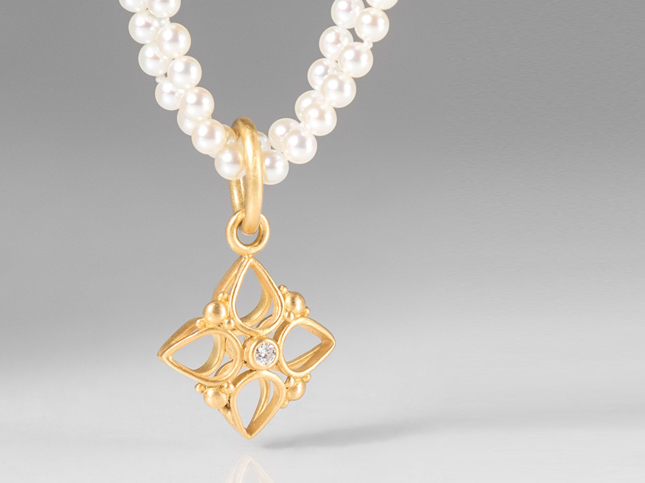 New Denise Betesh Jewelry Necklace available | Santa Fe Dry Goods & Workshop
