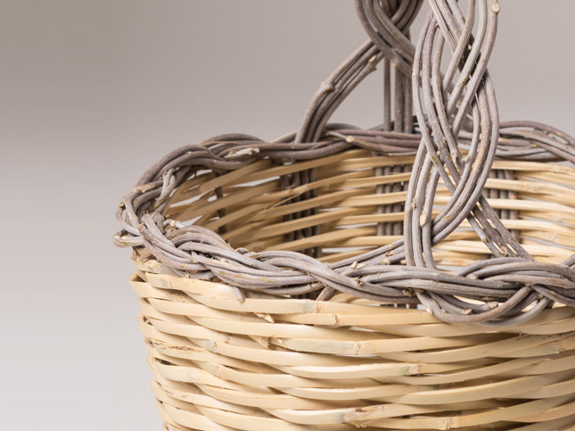 New Daniela Gregis Handwoven Baskets | Santa Fe Dry Goods & Workshop