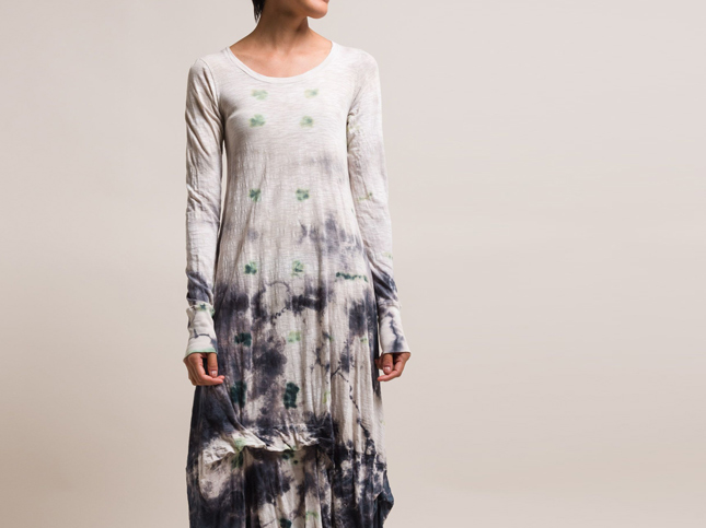 New Gilda Midani Lisbon Stain Balloon Dress | Santa Fe Dry Goods & Workshop