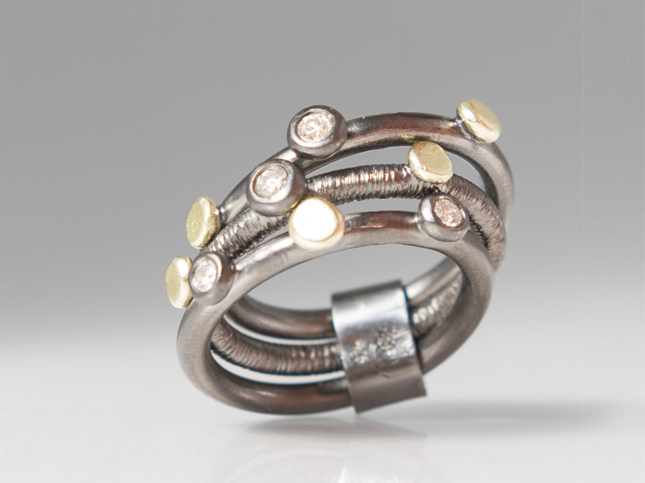 New Maria Frantzi Ring | Santa Fe Dry Goods & Workshop