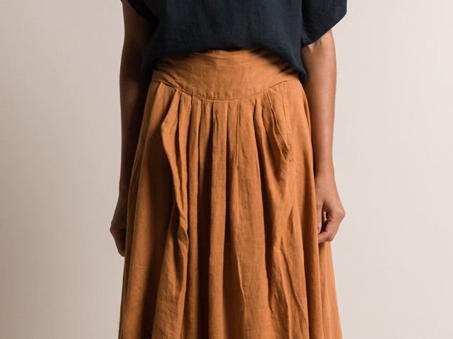 New Black Crane Clothing for SS17 | Santa Fe Dry Goods & Workshop