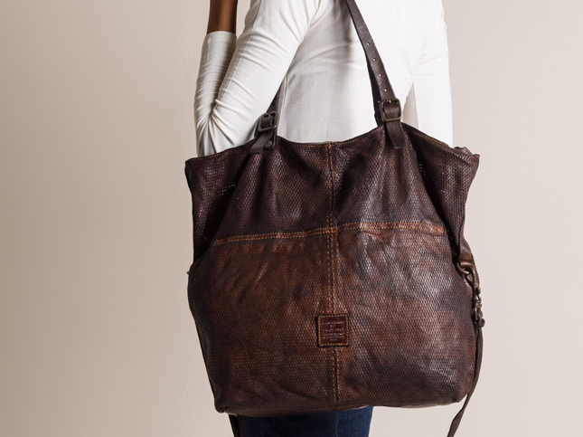 New Campomaggi Brown Leather Handbags | Santa Fe Dry Goods & Workshop