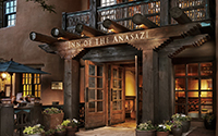 Rosewood Inn of the Anasazi Entry