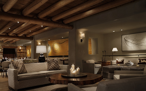 Rosewood Inn of the Anasazi Interior