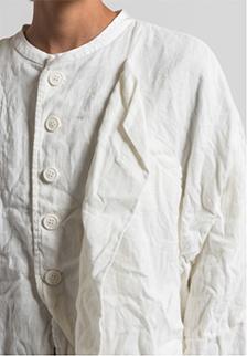 Umit-Unal-Linen-Dolman-Sleeve-Jacket-in-Off-White