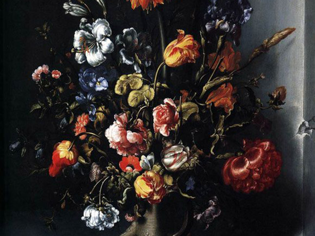 dark florals of spring summer 2018