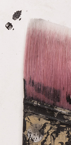 Rundholz Black Label ss18 Cy Twombly in Fashion Paint Art