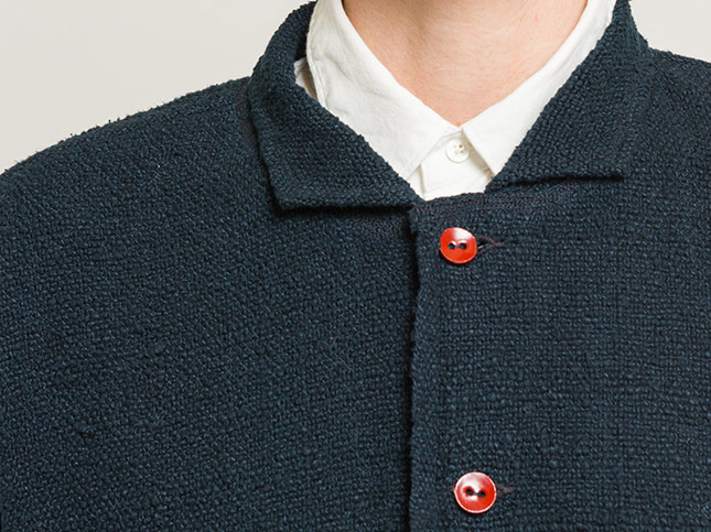 kaval jacket with ceramic button