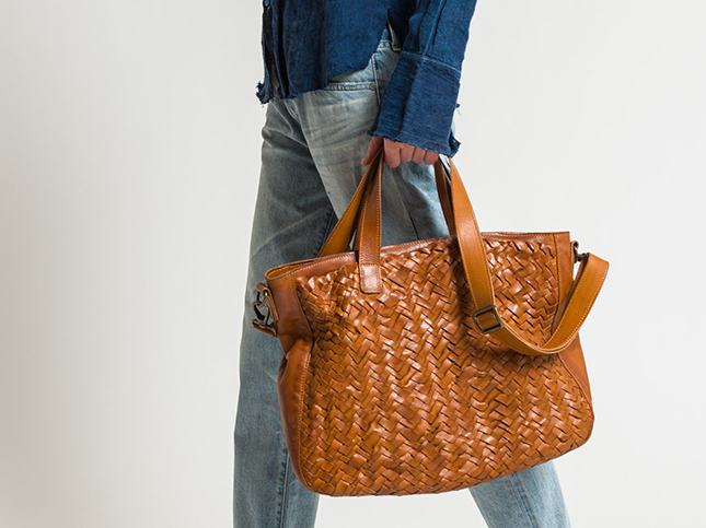 rita merlini handmade leather bags