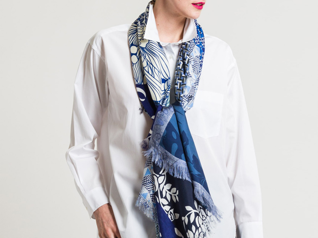 Pierre-Louis Mascia scarves