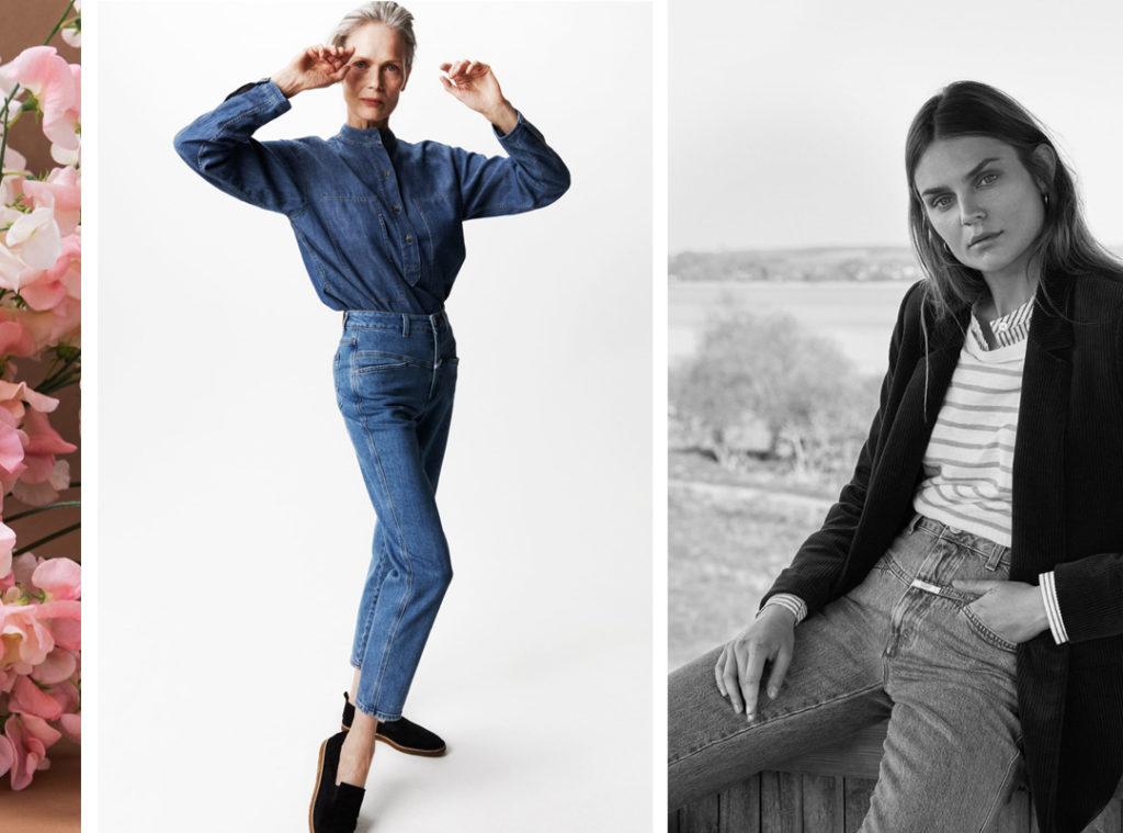 Closed denim jeans