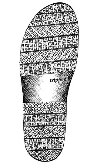 Trippen's Sole Sport Sole