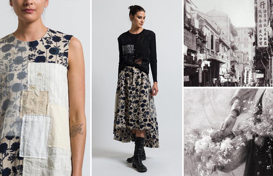 A Tentative Atelier Spring / Summer 2019 La Rencontre