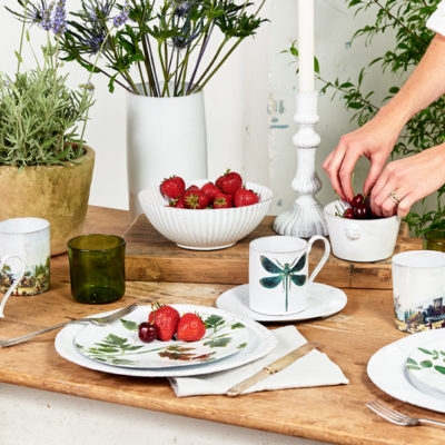 Astier de Villatte and John Derian Home Goods